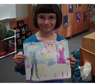 Kate:Drawing